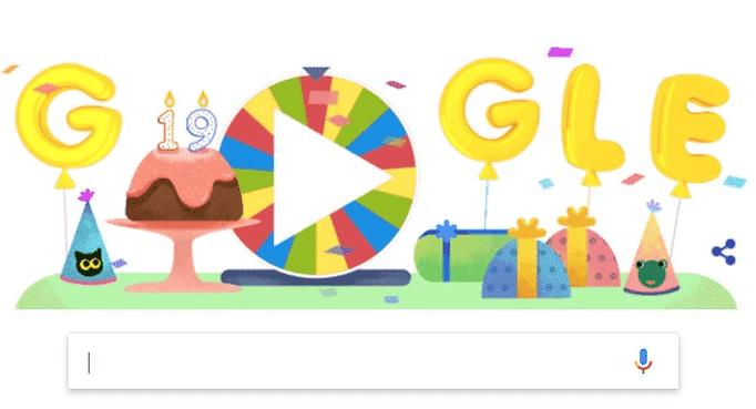 เกม google doodle ยอด นิยม 1