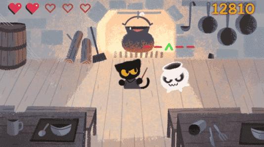เกม google doodle ยอด นิยม 3