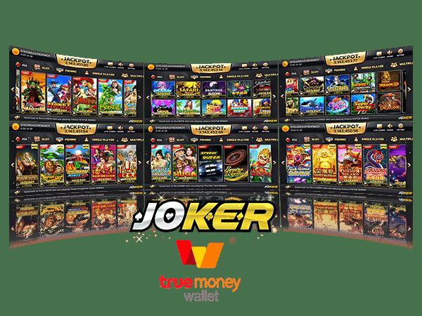 Joker true wallet